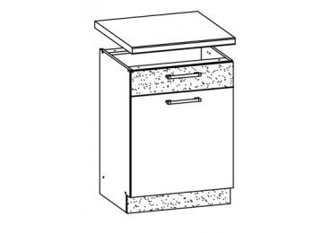 Modena- (MD16/D60S1) köögikapp