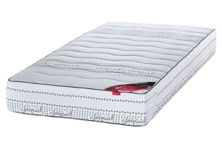 Sleepwell BLACK MULTIPOCKET LUX vedrumadrats 180/200