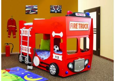 Fire Truck double (auto-voodi 190/90)