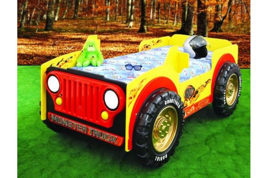 Monster Truck (autovoodi 190/90)